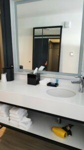Ocean City Aloft Room - Sink