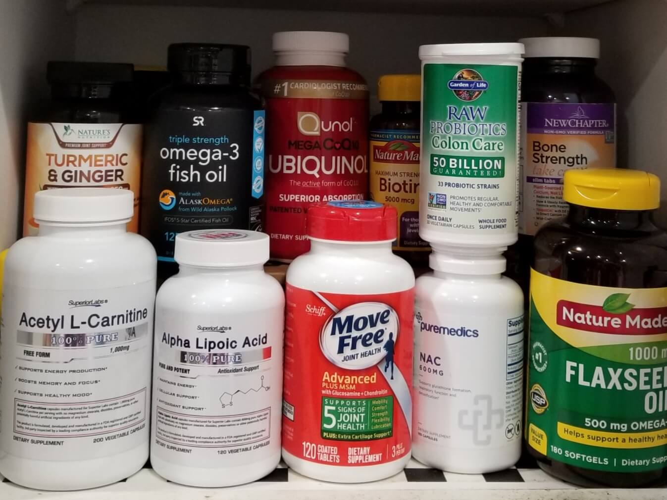 Supplements that Helped My Fatigue and Joint Pain after COVID-19