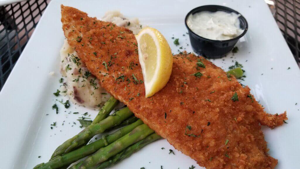 Cafe Mirage Crunchy Rockfish